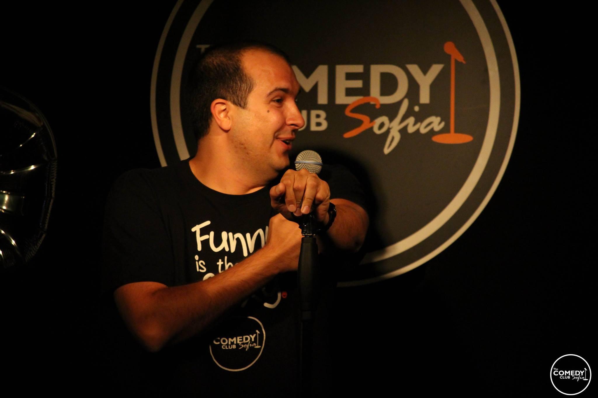 stand up comedy sofia vasil nojarov