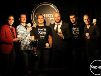 stand up comedy Bulgaria with the comedians