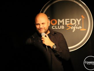 Stand Up Comedy Bulgaria Ivan Kirkov