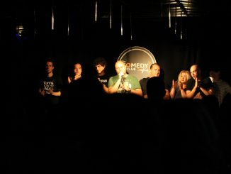 stand-up comedy Bulgaria at the club