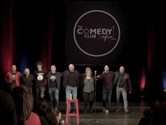 stand-up comedy show Bulgaria Sofia
