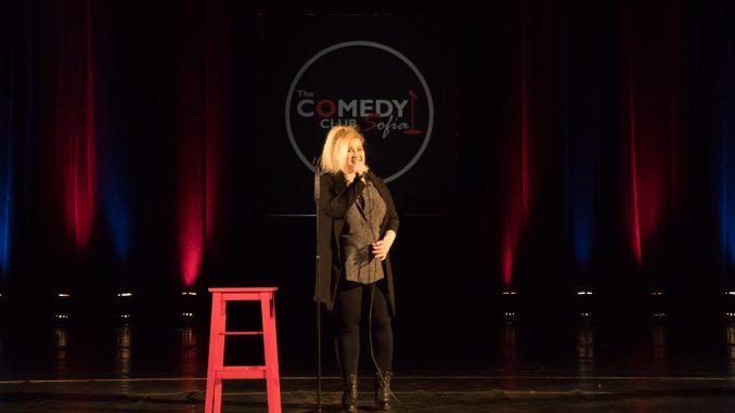 петя къпова в зала 1 на ндк стендъп комедия stand up comedy