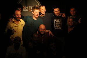 Inside The Comedy Club Sofia