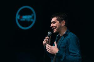 Деянски stand-up comedy на Александър Деянски 2019