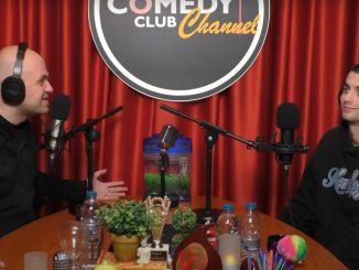 Цуро гостува в Подкаст на Комеди Клуба епизод 437