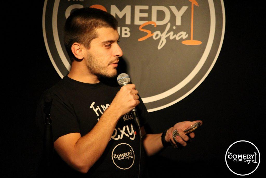 Деянски Сашо stand-up comedy награди
