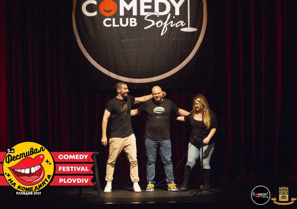 comedy festival bulgaria stand up comedy sofia burgas varna plovdiv